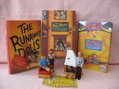"""""""Doll People"""" stories series"""