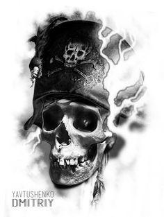 Тату студия в Украине #tattoo #tattooukraine #tattooyavtushenko #tattoodp #tattooartist #tattooworld #flashtattoo #scull #flashscull #tattooscull #freetattoo #pirates #tattoopirat #pirat
