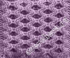 вязание-узоры