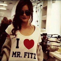 Lucy Hale in a dELiA*s graphic tee! Haha and also akward when you have a mr.fritz in your grade