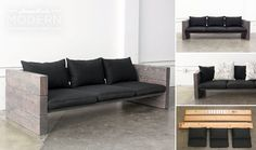 Good Ideas For You | Diy Outdoor Sofa