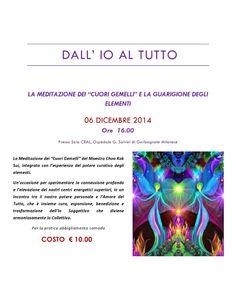 Eventi - La Grotta di Luce Dicembre 2014