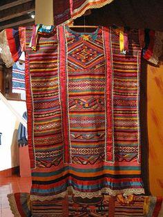 Huipil from Oaxaca