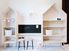 Modern Ideas for Kids Room Design: Decorating with Wood https://petitandsmall.com/modern-ideas-kids-room-decorating-wood/