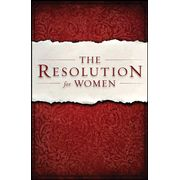 The Resolution for Women- Priscilla Shirer