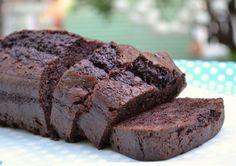 """Diaporama """"10 idées de desserts sans beurre"""" - Gâteau au chocolat et aux courgettes"""