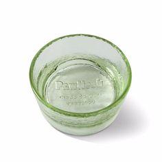 PawNosh Zorra recycled glass pet bowl - Puutty Power!