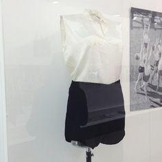 Onthenew Women Fashion Power Design Museum Women's League of Health and Beauty Uniform