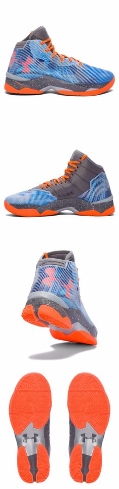 f3150b0d96dc Basketball  New Men S Under Armour Curry 2.5 Basketball Shoe - Grey  1292528-099
