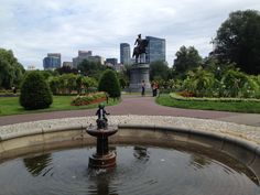 Boston Public Garden © Michael Rass