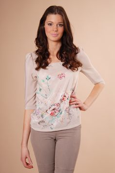 Serendipia Darling blouse