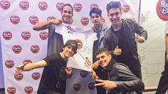 CNCO (@CNCOmusic) | Twitter Funny Me, Just Love, Boy Bands, All About Time, Guys, American, Twitter, Amor, Frases