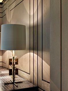 Panelling detail - Stephen Clasper Interiors