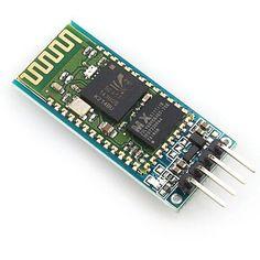 1PCS Slave HC-06 Wireless Bluetooth Transeiver RF Master Module for Arduino #NEW