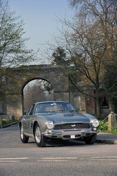 1960 Aston Martin DB4 GT 'Jet' by Bertone