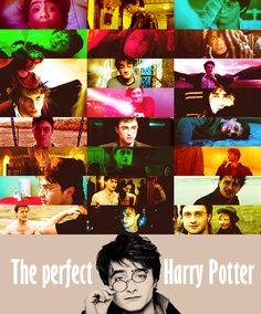 The perfect Harry Potter.