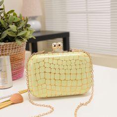 2014 новая волна женского мешок конфеты цветные каменные цепи зерна мешок плеча Сумка сцепления вечерняя сумочка мини сумку - Taobao