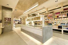 Blush Cosmetics flagship store by Mima Design, Sydney – Australia