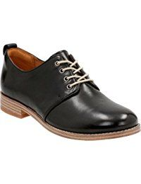 74bd261d8de Zyris Toledo Black Leather - Women s Casual Shoes - Clarks® Shoes Official  Site Oxford Flats