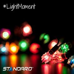 Would Christmas be the same without lights? *The perfect light for every moment of your life*  #StandardProducts #Montreal #Quebec #Ontario #Toronto #Ottawa #Alberta #Calgary #Vancouver #BC #ChristmasLights #ChristmasSpirit #Lighting #Light #ChasingTheLig