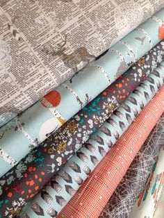 Indelible fabric bundle by Katarina Roccella for Art Gallery Fabrics- Half Yard Bundle- 7 total on Etsy