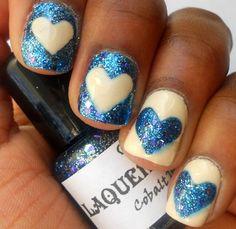 Mismatched Nail Design Ideas #naildesigns #nailart #mismatchednail