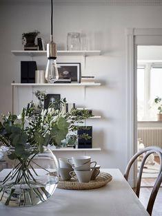 44 Fresh Decor Ideas That Will Inspire You - Home Decor Ideas Scandinavian Interior Design, Beautiful Interior Design, Kitchen Interior, Interior Design Living Room, Interior Styling, Interior Decorating, Industrial Style Kitchen, Deco Design, Decoration
