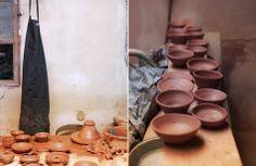 El Blog de Picniquette. Banquetes Efímeros #picniquette #pottery