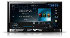 Pioneer lanza nueva familia de receptores AVH digitales para coche  http://www.xataka.com/p/93059