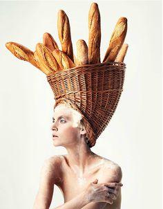 Brot-Couture by Mario Schmolka www.back-dir-deine-zukunft.de