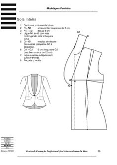 Tremendous Sewing Make Your Own Clothes Ideas. Prodigious Sewing Make Your Own Clothes Ideas. Blazer Pattern, Collar Pattern, Jacket Pattern, Clothing Patterns, Dress Patterns, Sewing Patterns, Pattern Making Books, Pattern Drafting Tutorials, Modelista