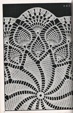 - Soledad - Álbuns da web do Picasa Crochet Mat, Crochet Doily Diagram, Crochet Edging Patterns, Crochet Dollies, Tatting Patterns, Crochet Round, Thread Crochet, Filet Crochet, Crochet Designs