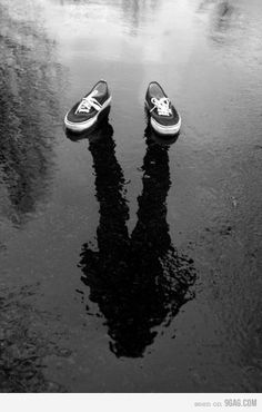 reflection shoes