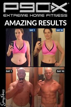 7 Best P90X Results images in 2016 | Beach body challenge