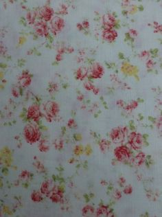 Amazon.com: RURU BOUQUET~Small Rose Bouquets Roses on Light Pink Background~Cotton Fabric Floral Quilt Shabby Chic, 2220Y17A by Quilt Gate