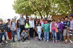 Invitó Mario Calzada a niños de diferentes Comunidades al Zoológico Wamerú    http://ift.tt/2rquCRk