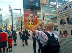 The Official MFI® Blog: Messiah Foundation Canada in Dundas Square
