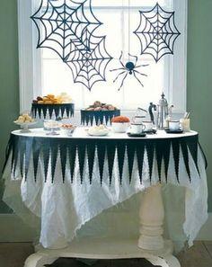 Ideas para decorar ventanas para Halloween