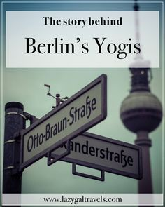Berlin street art's best-kept secret - Yogis are all over the city, but how do you spot them? ;)