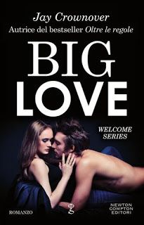 Le mie ossessioni librose: Recensione #126 Big Love by Jay Crownover