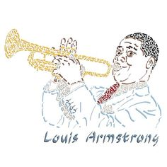 Louis Armstrong The Jazzman
