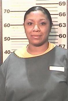 Darlene Spears, who killed her husband, Alvin