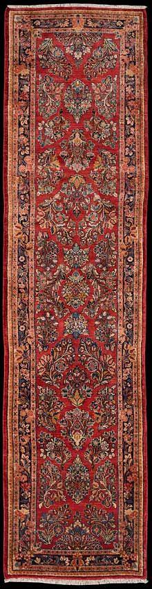 Sarough - Persien - Größe 345 x 85 cm