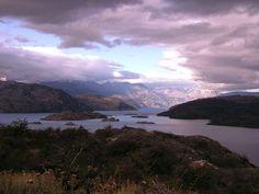 Lago Cochrane, Chile