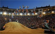 cool, creative, Examples, Inspiration, Photography, Sequence, technique, Xfighters Madrid | Ray Demski