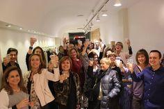 Fiesta de inauguración del nuevo espacio #elisabetolive