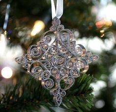 Lavori creativi fai da te per Natale - Addobbi natalizi creativi