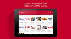 iHeartRadio - Música y Radio: miniatura de captura de pantalla