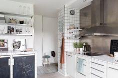 Cocina nórdica   industrial | Decorar tu casa es facilisimo.com