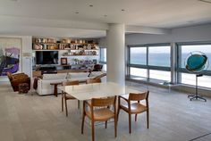 Living by Ouriço Arquitetura